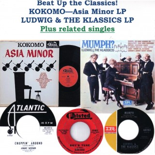 BEAT UP THE CLASSICS! KOKOMO- CD - STYLUS