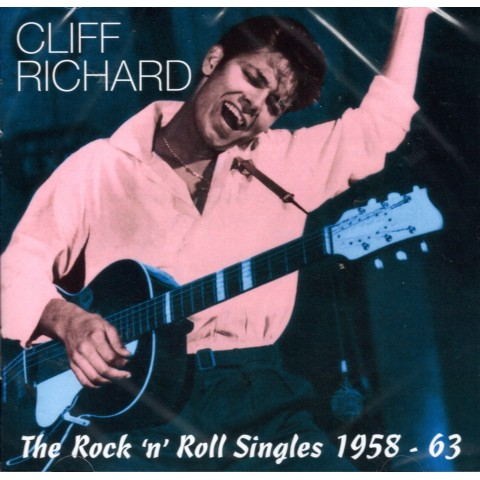 CLIFF RICHARD - ROCK N ROLL SINGLES 1958 - 63 - CD
