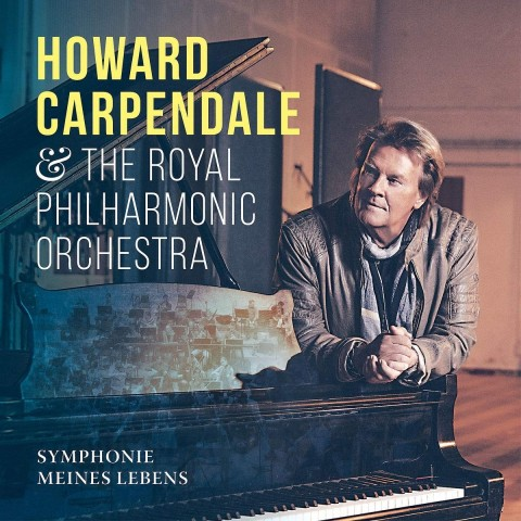 HOWARD CARPENDALE - & THE RPO SYMPHONIE MEINES LEBENS - CD CLIFF DUET