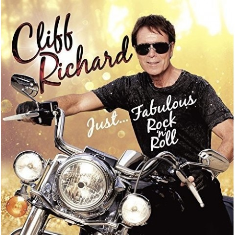 CLIFF RICHARD -  LP - JUST...FABULOUS ROCK N ROLL - GATEFOLD - VINYL - WITH POSTER