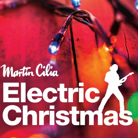 MARTIN CILIA - ELECTRIC CHRISTMAS - CD - IMPORT
