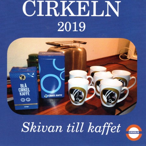 THE CIRCLE / CIRKELN - 2019 - CD IMPORT