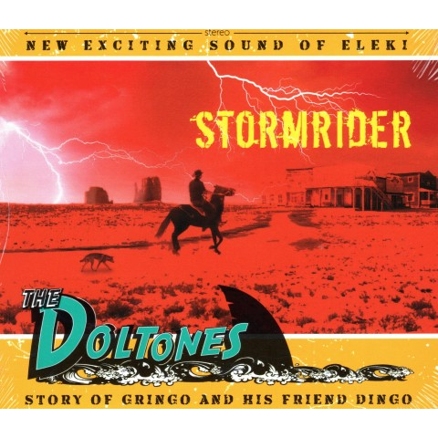DOLTONES - STORMRIDER - CD IMPORT