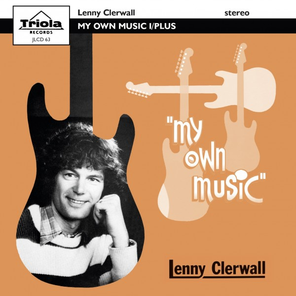 LENNY CLERWALL - MY MUSIC I / PLUS - IMPORT - CD