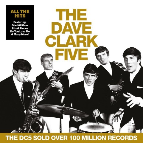 DAVE CLARK FIVE 5 - CD