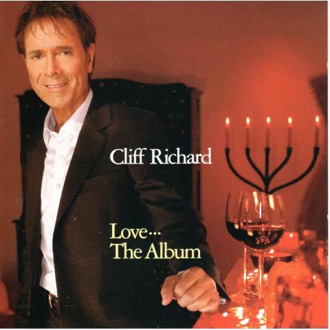 CLIFF RICHARD - LOVE... THE ALBUM - CD