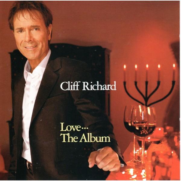 CD - CLIFF RICHARD - LOVE... THE ALBUM