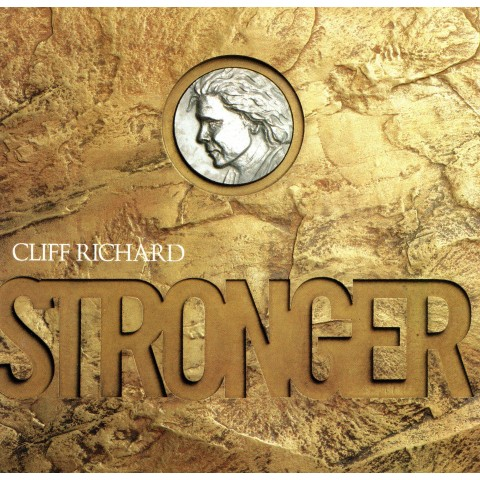 CLIFF RICHARD - STRONGER (The Original 1989) - CD