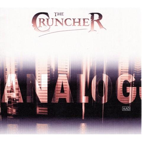 THE CRUNCHER - AAD - IMPORT CD