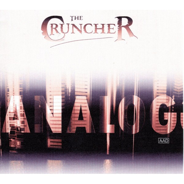 THE CRUNCHER - IMPORT CD