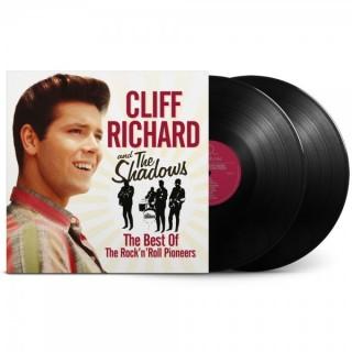 CLIFF RICHARD AND THE SHADOWS - BEST OF ROCK N ROLL PIONEERS - LP VINYL