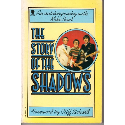 Mike Read - Story Of The Shadows S/B (condition ok