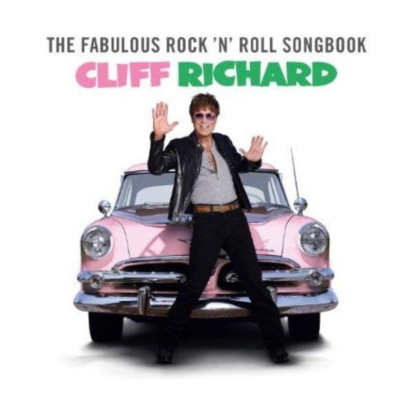 "CD - CLIFF RICHARD -  ""THE FABULOUS ROCK 'N' ROLL SONGBOOK"""