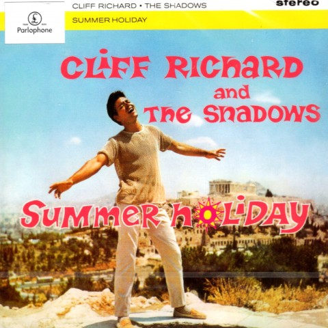 CLIFF RICHARD & THE SHADOWS - SUMMER HOLIDAY - BONUS TRACKS - CD