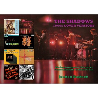 THE SHADOWS - 1960'S COVER VERSIONS - A5 BOOKLET