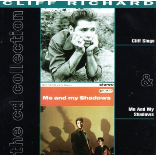 CLIFF RICHARD - CLIFF SINGS - ME AND MY SHADOWS - 2CD