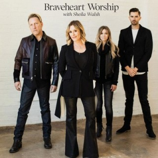 SHEILA WALSH - BRAVEHEART WORSHIP - FEAT CLIFF - CD IMPORT