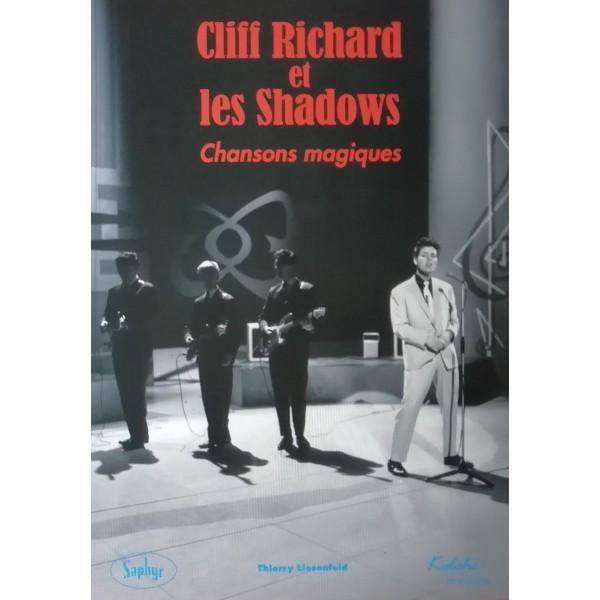 CLIFF RICHARD ET LES SHADOWS - CHANSONS MAGIQUES - IMPORT BOOK