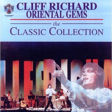 CLIFF RICHARD - ORIENTAL GEMS - CD - IMPORT