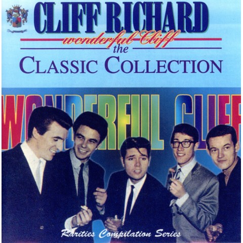 CLIFF RICHARD - WONDERFUL CLIFF THE CLASSIC COLLECTION - CD IMPORT