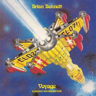 BRIAN BENNETT - VOYAGER - REISSUE - LP