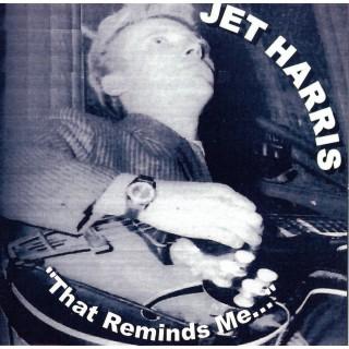 CD - JET HARRIS - THAT REMINDS ME...