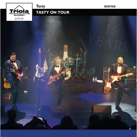 TASTY - ON TOUR - CD IMPORT TRIOLA