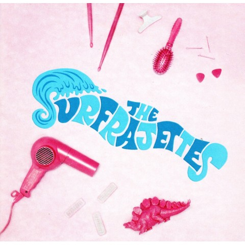 THE SURFRAJETTES - EP - IMPORT 3 TRACK CD