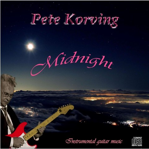 PETE KORVING - MIDNIGHT - CD IMPORT