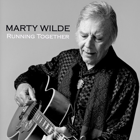 MARTY WILDE - RUNNING TOGETHER - CD