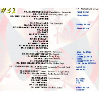 WORLD SERIES 31 - STYLUS CD