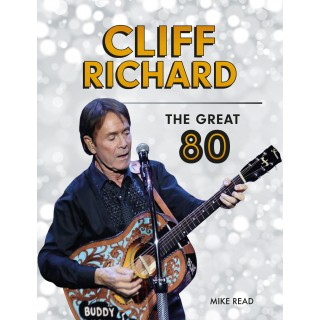 PRE-ORDER SOON - CLIFF AT 80 - MIKE READ - BOOK