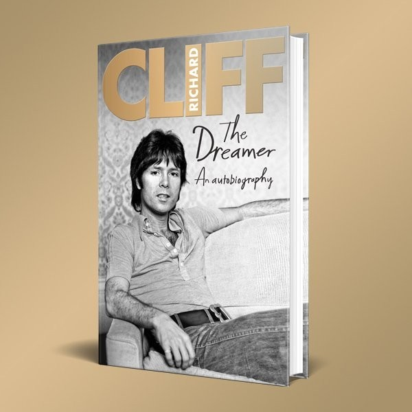 CLIFF RICHARD - DREAMER - BOOK