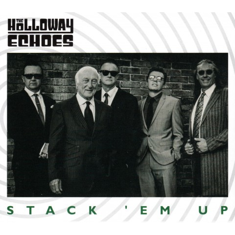 HOLLOWAY ECHOES - STACK EM - CD