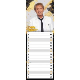 PREORDER SOON - CLIFF 2020 OFFICIAL SLIMLINE CALENDAR