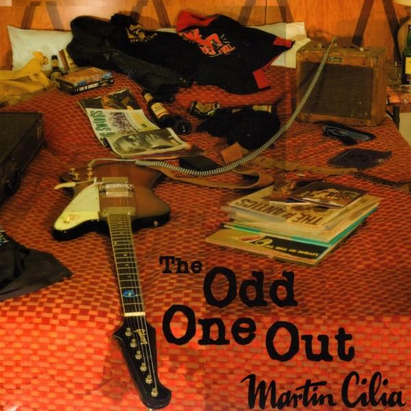 MARTIN CILIA - ODD ONE OUT - CD IMPORT