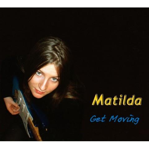 MATILDA - GET MOVING - CD - IMPORT