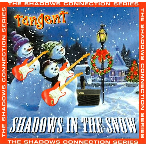 TANGENT - SHADOWS IN THE SNOW - CD