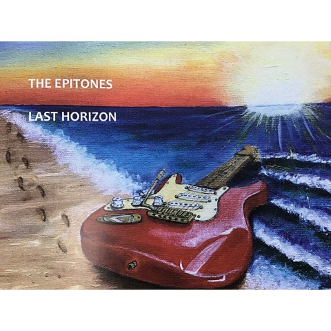 THE EPITONES - LAST HORIZON - BACKING TRACK - CD