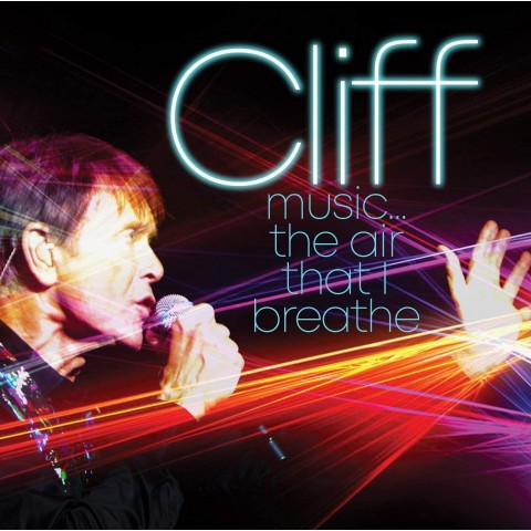 CLIFF RICHARD - MUSIC......AIR THAT I BREATHE - CD