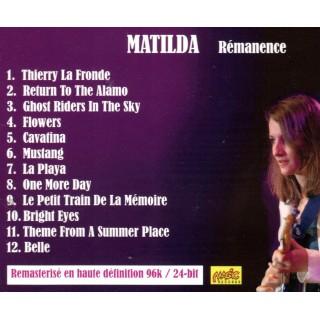 MATILDA - CD