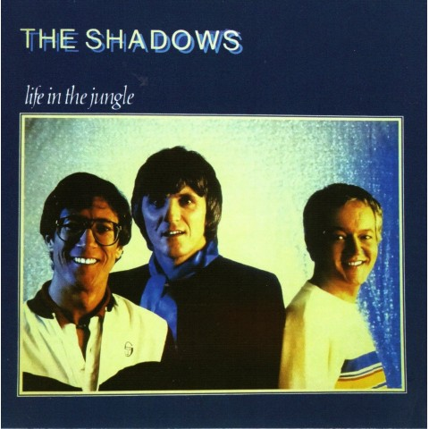 THE SHADOWS - LIFE IN THE JUNGLE  +  BONUS TRACKS - CD