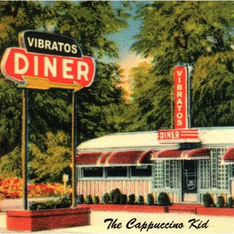 THE VIBRATOS - THE CAPPUCCINO KID - CD
