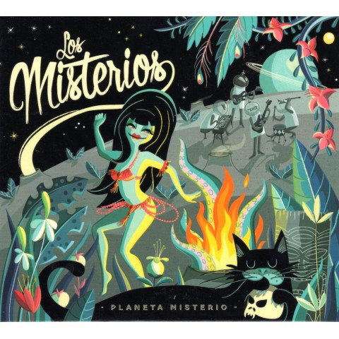 LOS MISTERIOS - PLANETA MISTERIO - CD IMPORT