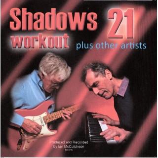 IAN MCCUTCHEON - WORKOUT 21 - BACKING TRACK CD