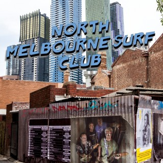 MARTIN CILIA - NORTH MELBOURNE SURF CLUB - IMPORT CD