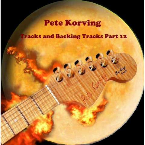 PETE KORVING - VOLUME 12 - BACKING TRACK IMPORT CD