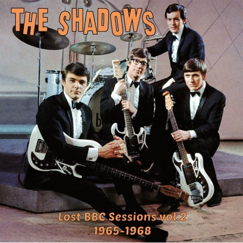 THE SHADOWS - LOST BBC SESSIONS VOL 2 - CD IMPORT