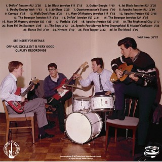 THE SHADOWS - LOST BBC SESSIONS VOL 1 - CD