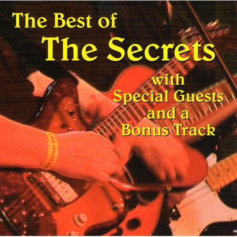 THE SECRETS - BEST OF THE SECRETS - CD